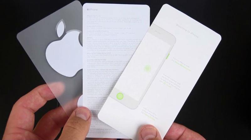 iphone 7 конверт