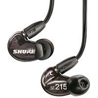 Наушники-вкладыши Shure SE215