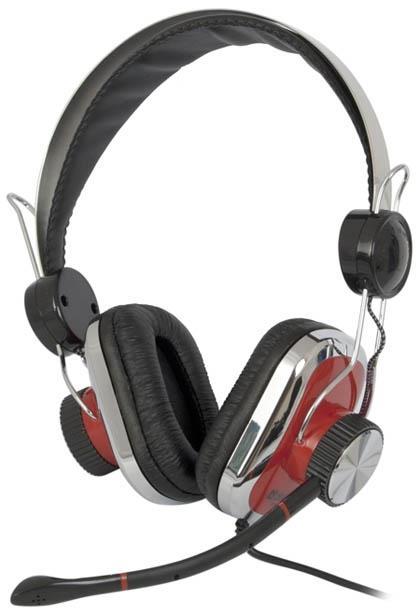 Defender сделала наушники со встроенной аудиокартой