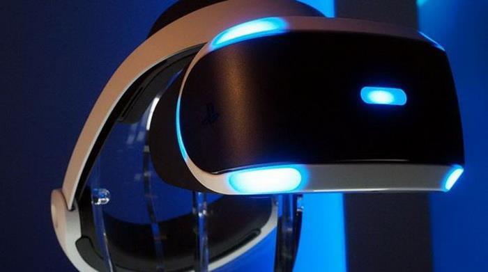 шлем виртуальной реальности Sony Project Morpheus