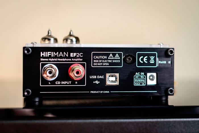 Обзор усилителя для наушников HiFiMAN EF2C