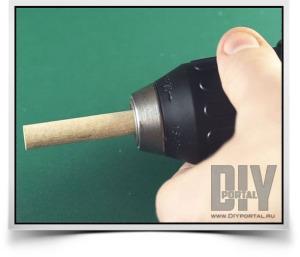 моддинг наушников гильзой от пистолета своими руками