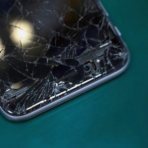 iPhone после падения с высоты