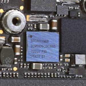 микросхема управления звуком