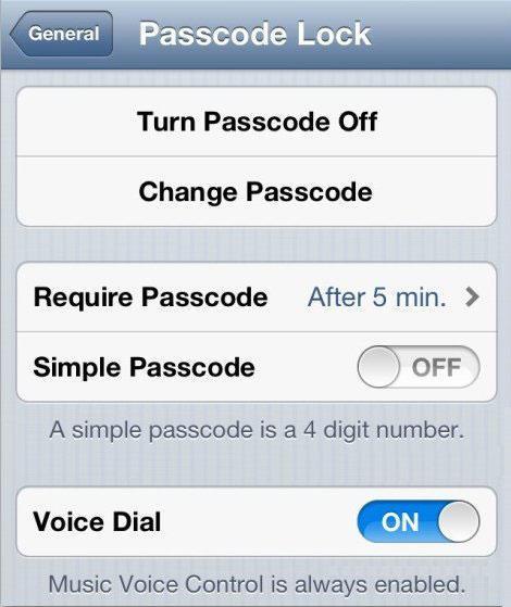 Использование твика Disable Voice Control