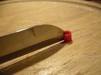 Украшение шнура от наушников для телефона