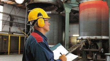 Защита от производственного шума