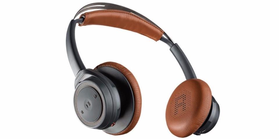 Беспроводные наушники Plantronics Backbeat Sense SE