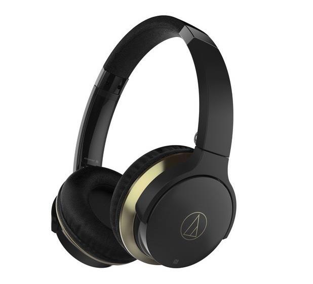 Беспроводные накладные наушники с поддержкой aptX Audio-Technica SonicFuel ATH-AR3BT