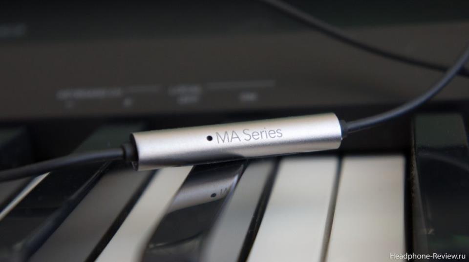 Микрофон наушников RHA MA650 Wireless