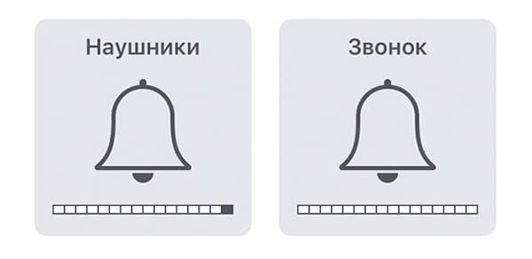 Режим наушников в iPhone