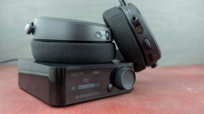 Игровая гарнитура SteelSeries Arctis Pro Wireless