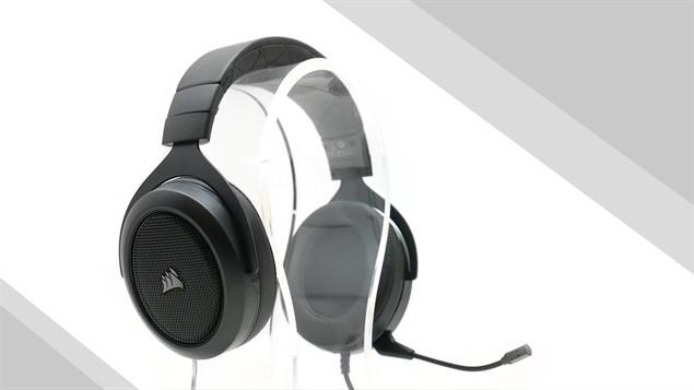 Игровая гарнитура Corsair HS50 Stereo Gaming Headset